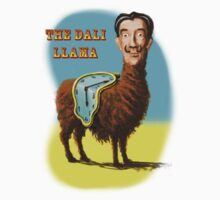 All hail the mysterious Dali Llama by Andy Hook