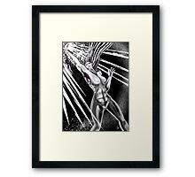 """Fury Of Freya"" Framed Print"