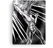"""Fury Of Freya"" Canvas Print"