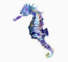 Watercolor Seahorse Unisex T-Shirt