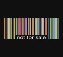 TShirtGifter Presents: not for sale