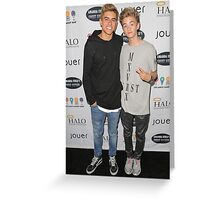 BEST JACK AND JACK MECH YOU COULD BUY Greeting Card