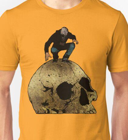 Leroy And The Giant's Giant Skull Unisex T-Shirt