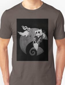 The Nightmare Before Adventure Time T-Shirt