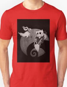 The Nightmare Before Adventure Time Unisex T-Shirt