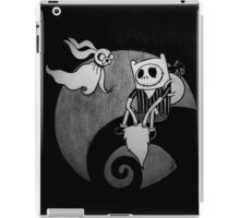 The Nightmare Before Adventure Time iPad Case/Skin