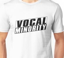 Vocal Minority - Cool Design Unisex T-Shirt