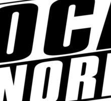 Vocal Minority - Cool Design Sticker