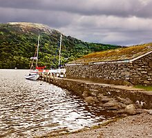 Lake Windermere by Helen Shippey