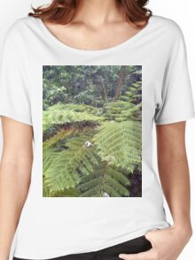 Giant fern Women's Relaxed Fit T-Shirt