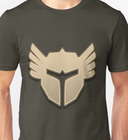 Guild Wars 2 Inspired Warrior logo Unisex T-Shirt