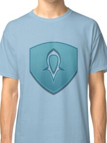 Guild Wars 2 Inspired Guardian logo Classic T-Shirt