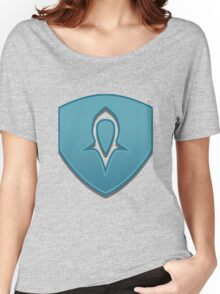 Guild Wars 2 Inspired Guardian logo Women's Relaxed Fit T-Shirt
