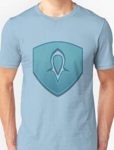 Guild Wars 2 Inspired Guardian logo Unisex T-Shirt