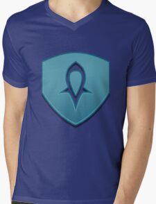 Guild Wars 2 Inspired Guardian logo Mens V-Neck T-Shirt
