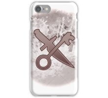 Guild Wars 2 Inspired Thief logo iPhone Case/Skin