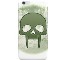 Guild Wars 2 Inspired Necromancer logo iPhone Case/Skin