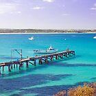 Vivonne Bay, Kangaroo Island, South Australia by Adrian Paul