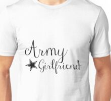 Army Girlfriend Unisex T-Shirt