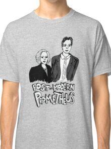 B&W, X-File Classic T-Shirt