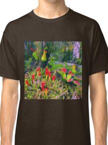 Flower cactus Classic T-Shirt