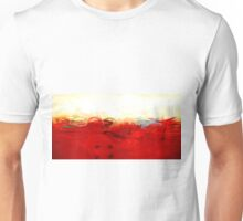 Abstract Colors Oil Painting #1 Unisex T-Shirt