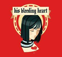 The Collared Saint Mens V-Neck T-Shirt