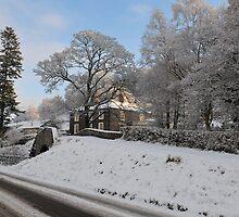 Georgian Christmas in Wales 2 by Wildernesschic