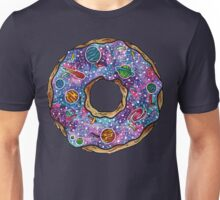 Homer Simpson - Donut Shaped Universe Unisex T-Shirt