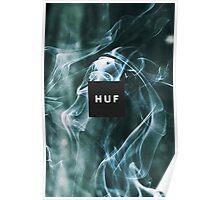 HUF - SMOKE Poster