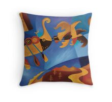 THE WICKED PRINCE Throw Pillow