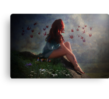 One Thousand Wishes Canvas Print