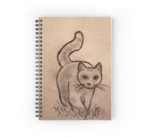 Pounce Spiral Notebook
