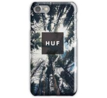 HUF - TREES 2 iPhone Case/Skin