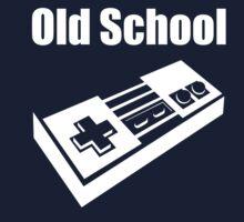 Old School Gamer One Piece - Long Sleeve