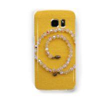Multi colored beads  Samsung Galaxy Case/Skin