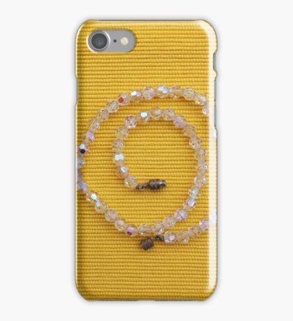 Multi colored beads  iPhone Case/Skin