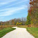 Autumns Bike Trail by bicyclegirl