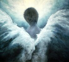"""""""Ascending Angel"""" by MarinaPetro"""