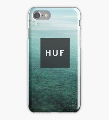 HUF - CLEAR WATERS iPhone Case/Skin