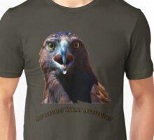 Bad Attitude Eagle Unisex T-Shirt