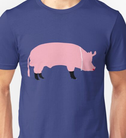 Miss Piggy, alternative style Unisex T-Shirt
