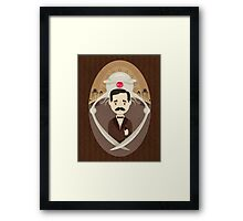 H. G. Wells Framed Print