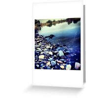 Down by the Riverside Greeting Card