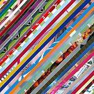 Stripe card by Sanne Thijs