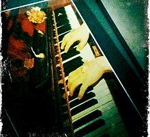 piano lesson/music series by CarolynAnn
