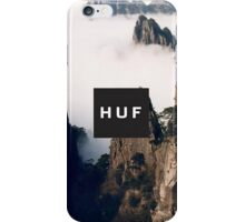 HUF - CLOUDED MOUNTAINS iPhone Case/Skin