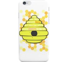 You Can Catch Flies With Honey iPhone Case/Skin