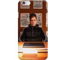 eggsy unwin iPhone Case/Skin