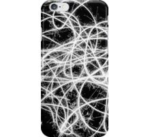 Chaos in the Dark iPhone Case/Skin